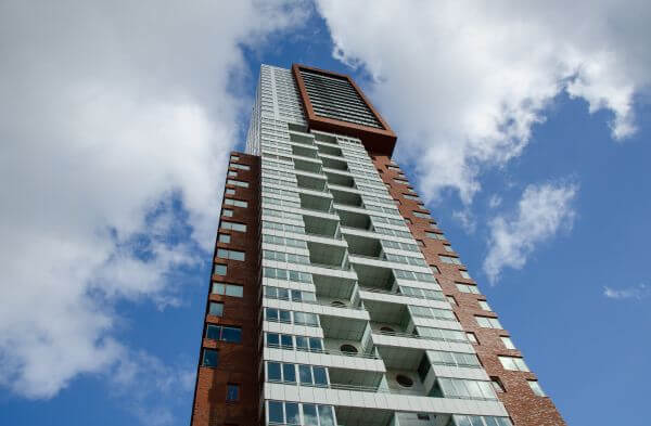 High rise Rotterdam photo