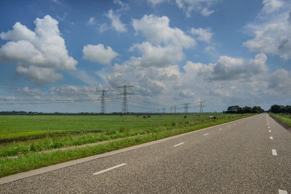 Dutch road photo