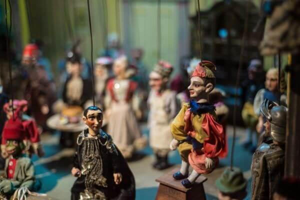 Puppets photo
