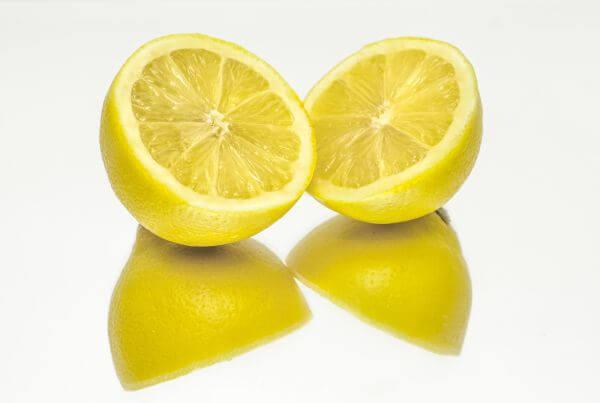 Lemon parts photo