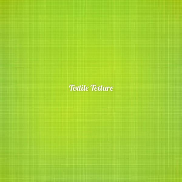 Green textile texture vector