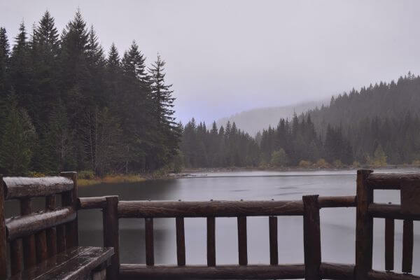 Trillium Lake, OR photo