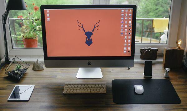 Computer photo