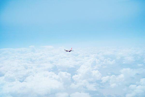 Plane photo
