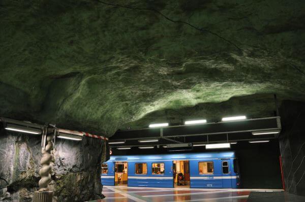 Underground photo