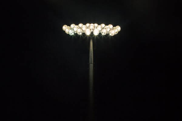 Floodlights photo