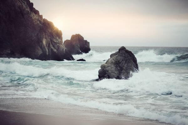 Shore photo