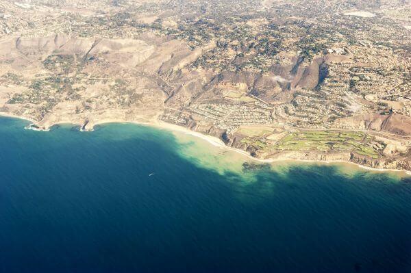 Shoreline photo