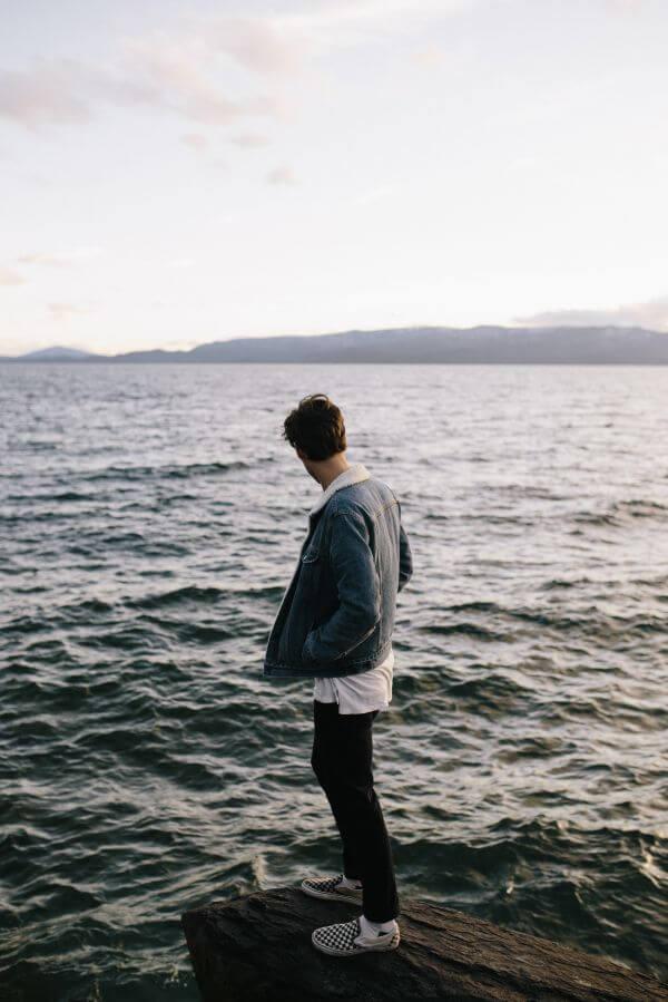 Sea photo