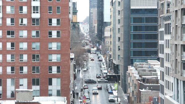 Street Activity video