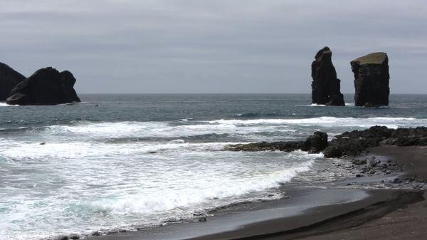 Rocky Coast video