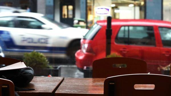 Street Ambience video