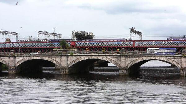 Busy Bridge video