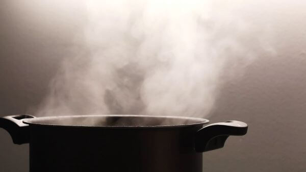 Cooking with Steam video