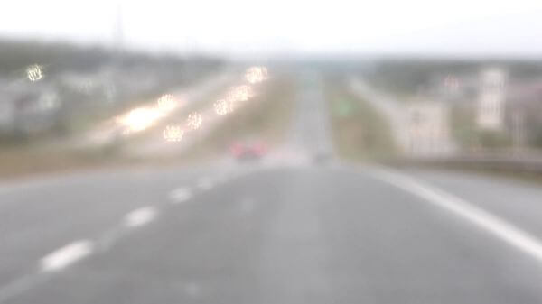 Blurry Highway video