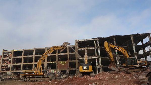 Grafitiful Construction Site video