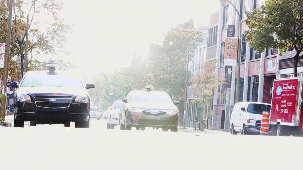 Busy Street video
