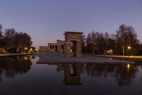Temple of Debod photo