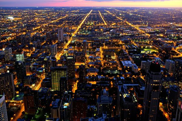 Chicago Magnificent Mile photo