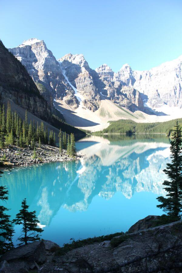 Moraine lake#2 photo