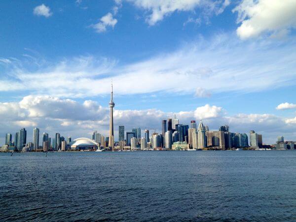 Toronto Island View photo