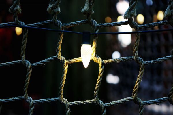 Lighted Rope photo