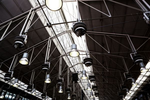 Industrial Ceiling photo
