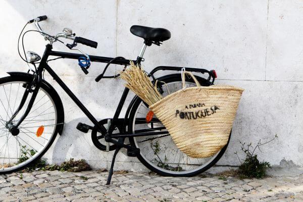 Bike And Basket photo