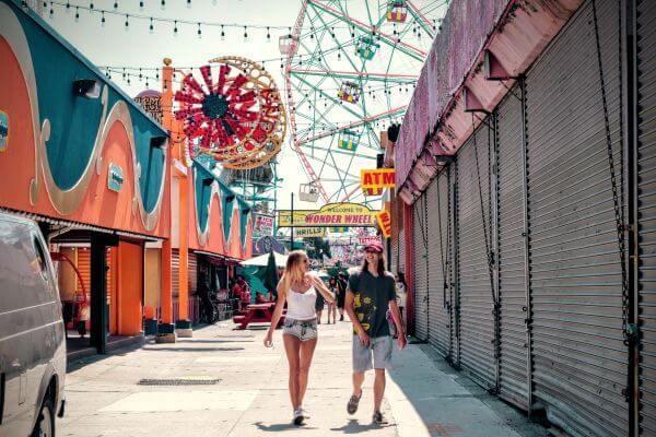 Fairground Ambiance photo