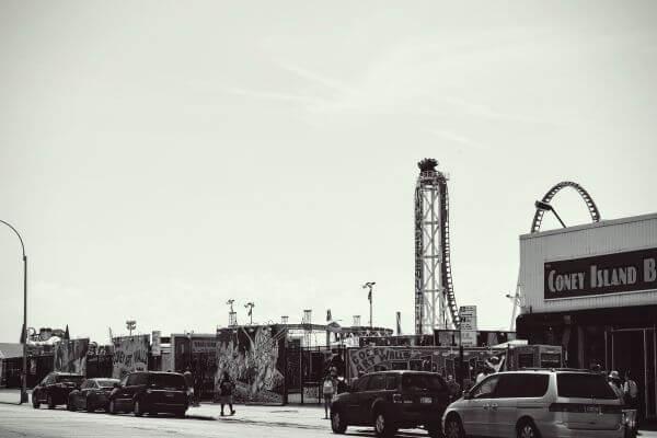 Coney Island Fairground photo