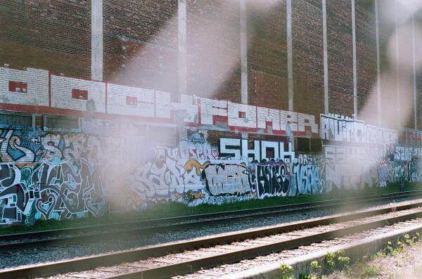 Graffiti Wall photo