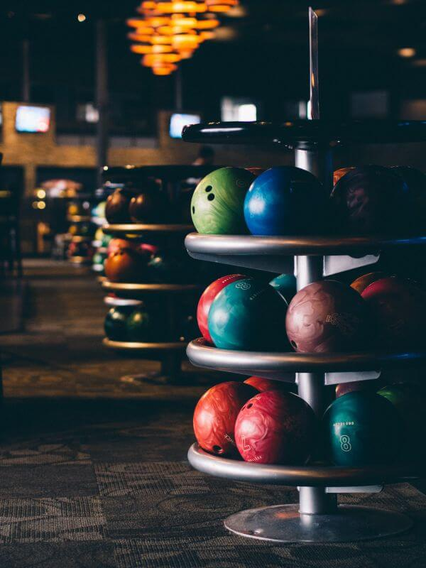 Bowling balls photo