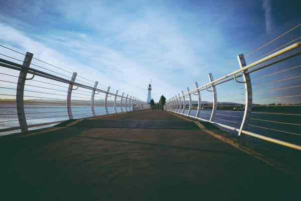 One way toward the Lighthouse photo
