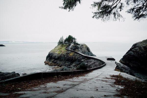 Path to the Sea photo