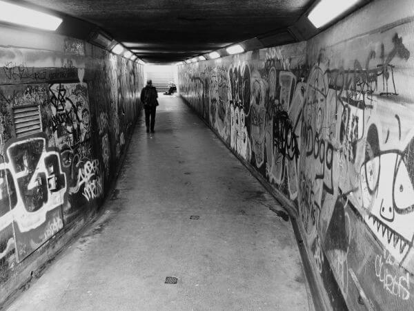 Belfast Underpass photo