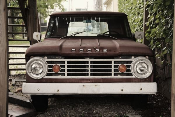 Pick-up Truck photo