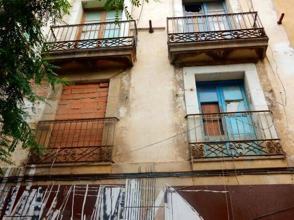 Barcelona Balconies photo