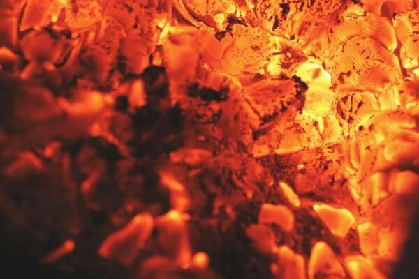 Hot Coals photo