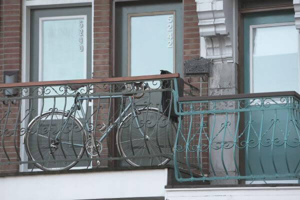 Apartment Bicycle photo