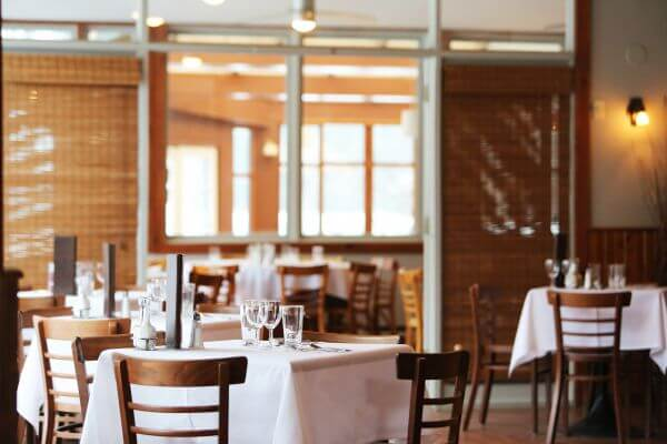 Restaurant Tables photo