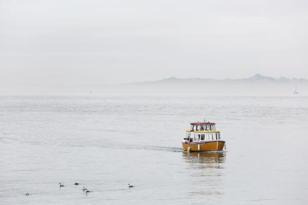 Taxi Boat photo