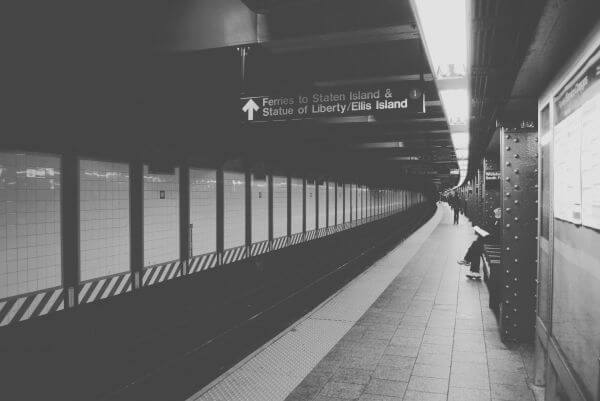 Waiting In The Subway photo