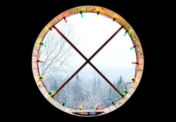 Circular Window photo