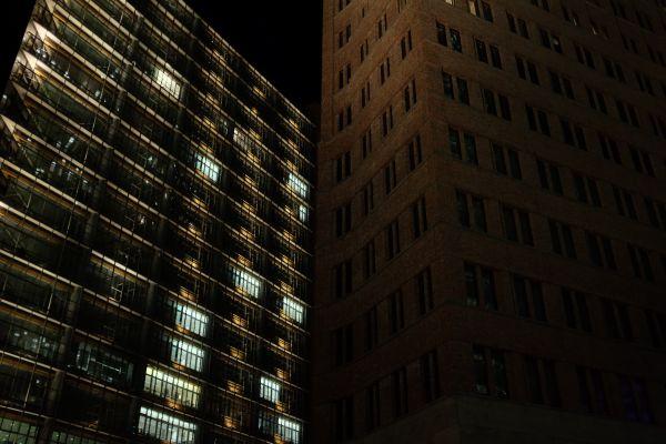 Building Lights photo