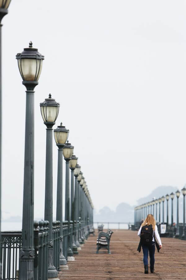 Street Laps Pier photo