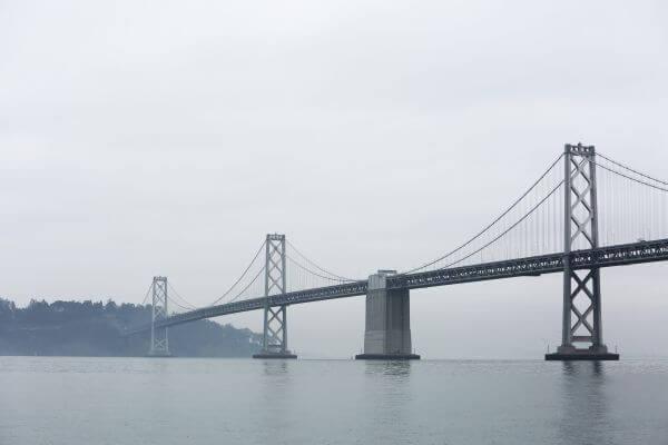 Bridge In The Fog photo