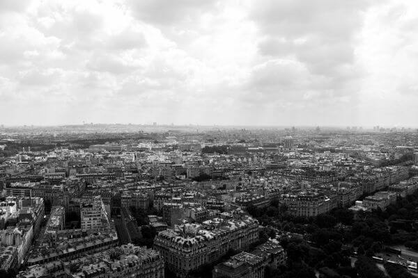 View Of Paris photo