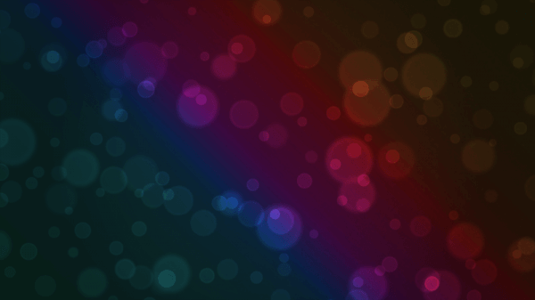 Simple Bokeh vector