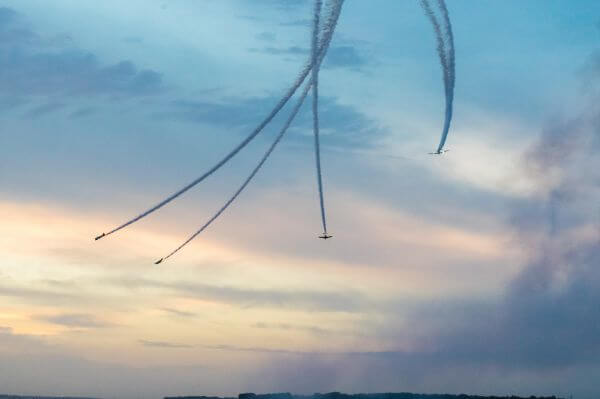 Aerial Choreography photo