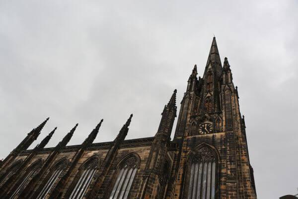 Imposing Church photo